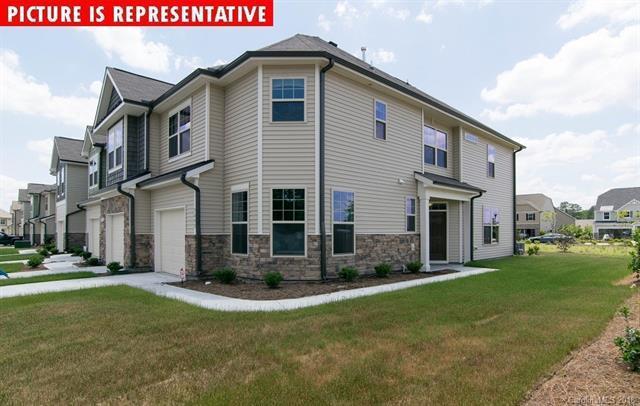 4931 Harris Woods Boulevard Lot 20, Charlotte, NC 28269 (#3459103) :: LePage Johnson Realty Group, LLC