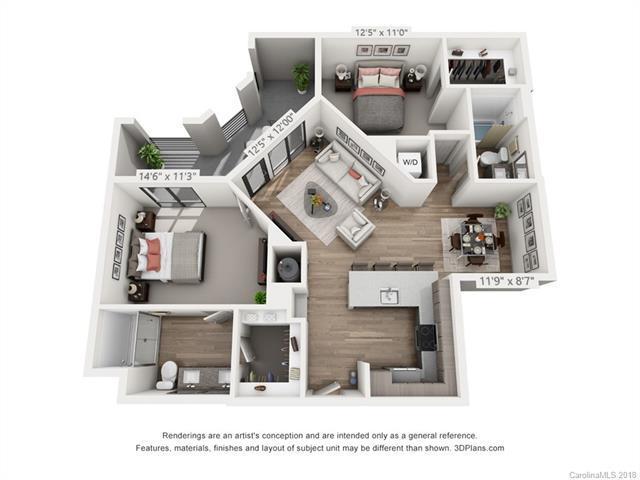 248 Patton Avenue #425, Asheville, NC 28801 (#3459148) :: Caulder Realty and Land Co.