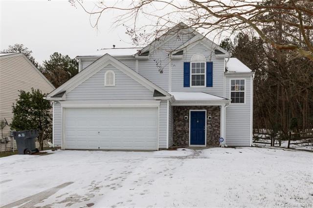 2129 Waters Trail Drive, Charlotte, NC 28216 (#3459278) :: MartinGroup Properties