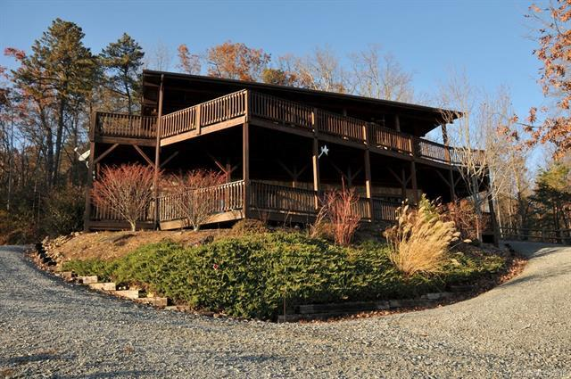 171 Sally Gap Road, Old Fort, NC 28762 (#3459306) :: Mossy Oak Properties Land and Luxury