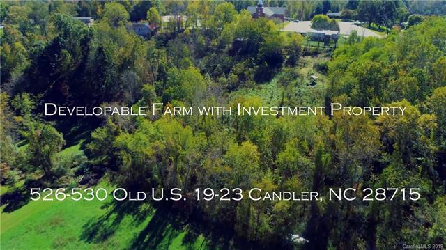 530 Old Us 19 23 Highway, Candler, NC 28715 (#3459377) :: Puffer Properties