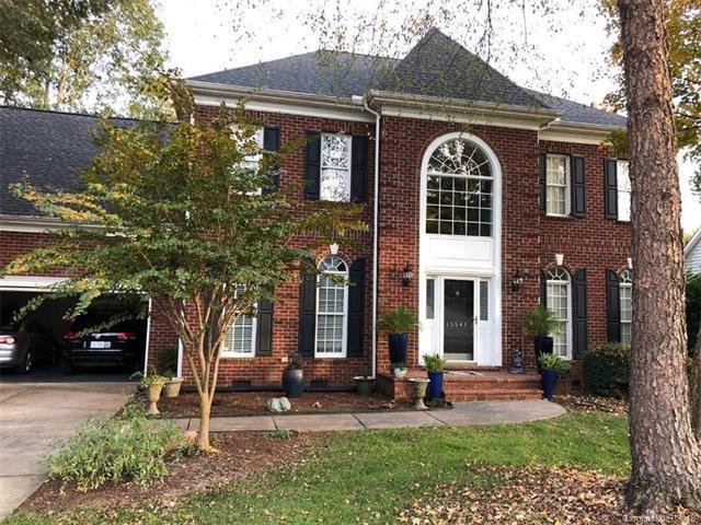 15543 Northstone Drive, Huntersville, NC 28078 (#3459457) :: Mossy Oak Properties Land and Luxury