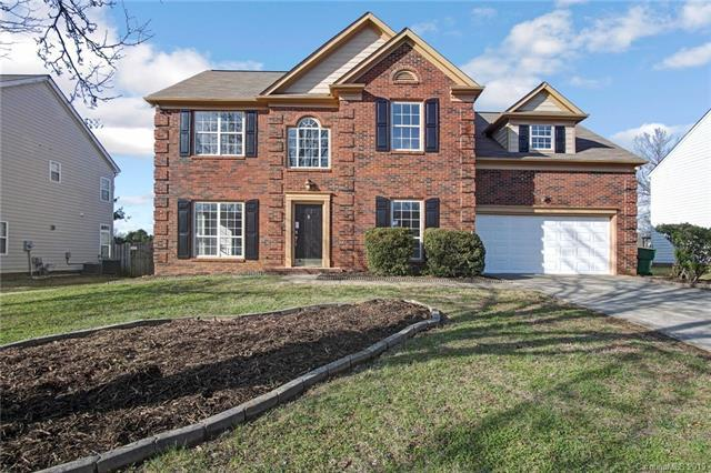 13435 Walkers Creek Drive, Charlotte, NC 28273 (#3459514) :: Exit Mountain Realty