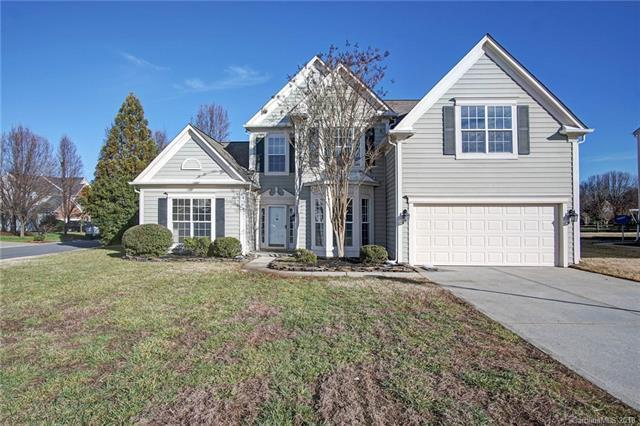 5885 Crimson Oak Court, Harrisburg, NC 28075 (#3459518) :: Team Honeycutt