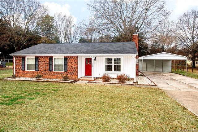 3533 Sandy Porter Road, Charlotte, NC 28273 (#3459742) :: Exit Mountain Realty