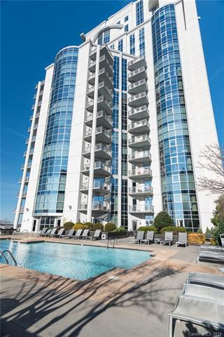 333 West Trade Street #1310, Charlotte, NC 28216 (#3459802) :: The Ramsey Group