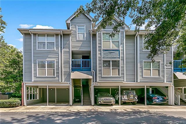529 N Graham Street 2I, Charlotte, NC 28202 (#3459808) :: MartinGroup Properties