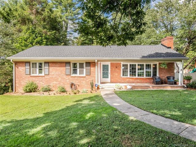 16 Forestdale Drive, Asheville, NC 28803 (#3459826) :: Exit Mountain Realty