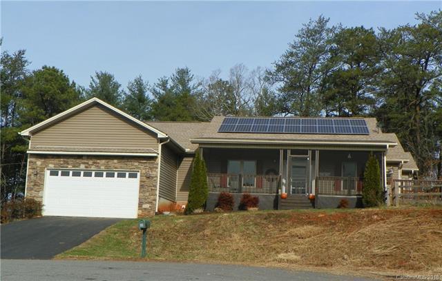 32 Lancaster Lane #13, Weaverville, NC 28787 (#3459840) :: Puffer Properties