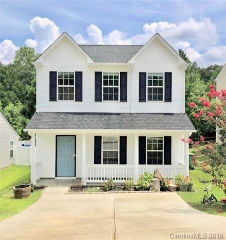268 Makayla Court, Fort Mill, SC 29715 (#3460084) :: Exit Mountain Realty