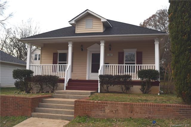 306 S Bruns Avenue, Charlotte, NC 28208 (#3460086) :: Carlyle Properties