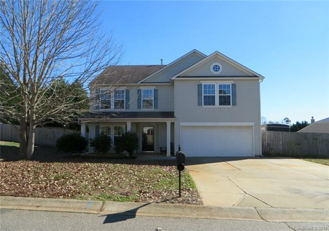 2107 Drewman Place, Clover, SC 29710 (#3460220) :: Exit Mountain Realty