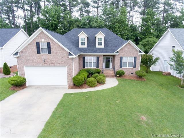 1560 Brandyhill Drive, Rock Hill, SC 29732 (#3460228) :: Exit Mountain Realty