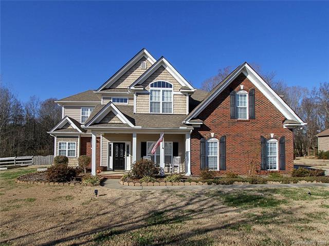 2918 Sweetgrass Lane, Monroe, NC 28112 (#3460306) :: Exit Mountain Realty
