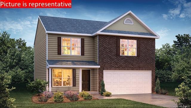 4019 John Dale Lane Lot 39, Charlotte, NC 28269 (#3460307) :: Stephen Cooley Real Estate Group