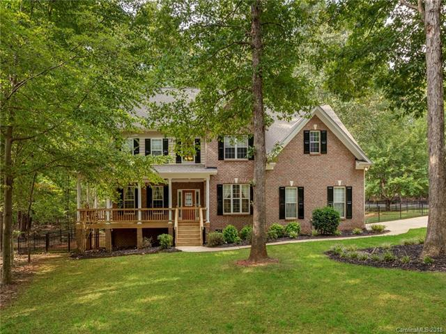 2006 Wedgewood Drive, Matthews, NC 28104 (#3460315) :: Exit Mountain Realty