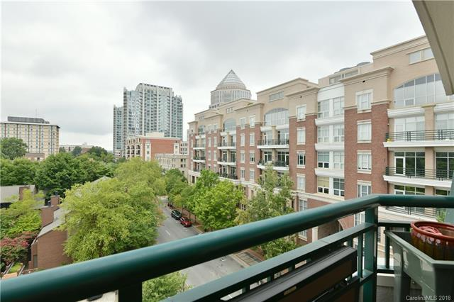 401 N Church Street #601, Charlotte, NC 28202 (#3460325) :: Stephen Cooley Real Estate Group