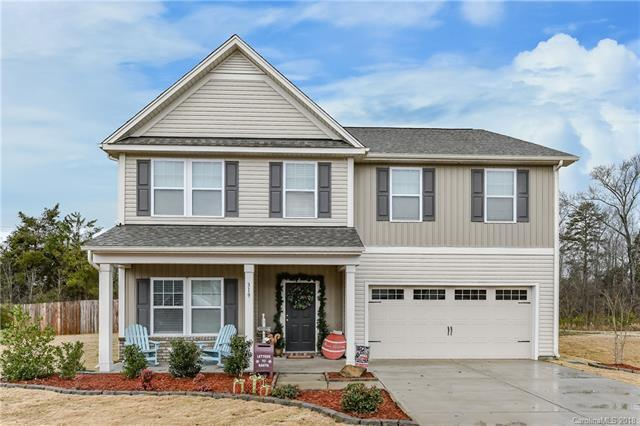319 Whispering Hills Drive 66A, Locust, NC 28097 (#3460358) :: Exit Mountain Realty