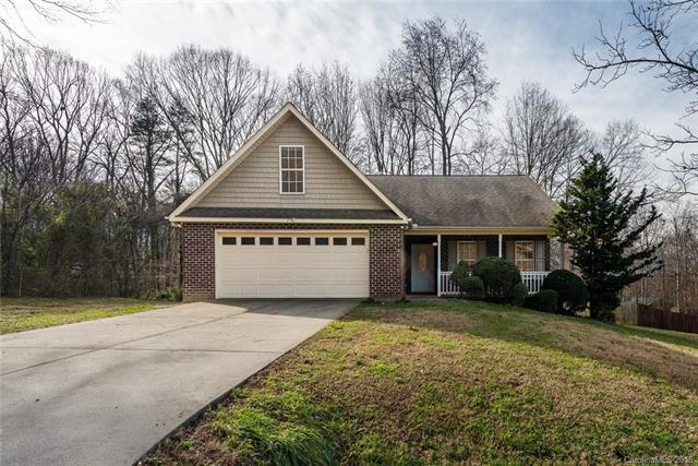 714 Sharon Drive, Statesville, NC 28625 (#3460401) :: Exit Mountain Realty