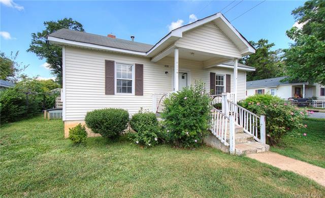 400 Jones Street #16, Charlotte, NC 28208 (#3460419) :: Exit Mountain Realty