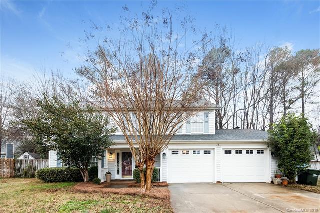 3224 Bridgemere Terrace, Matthews, NC 28105 (#3460481) :: Exit Mountain Realty