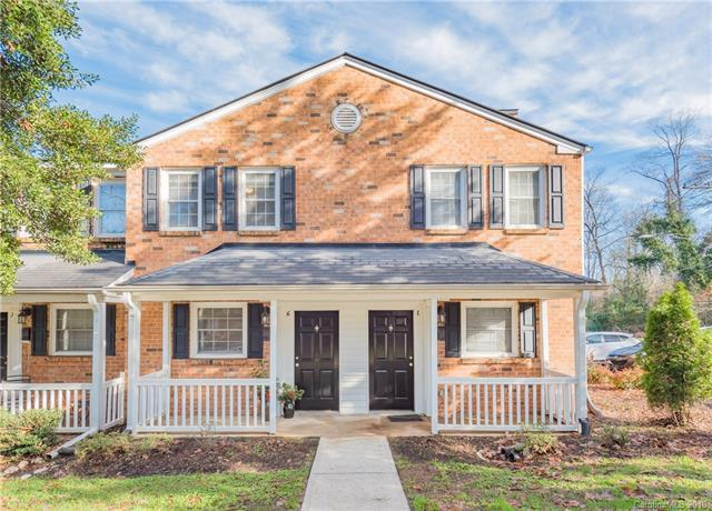 1210 Green Oaks Lane K, Charlotte, NC 28205 (#3460496) :: MECA Realty, LLC