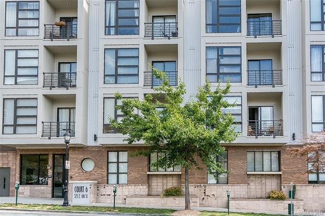 525 E Sixth Street #214, Charlotte, NC 28202 (#3460562) :: MECA Realty, LLC