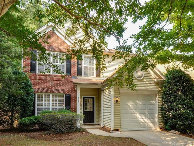 807 Autumn Rain Lane, Charlotte, NC 28209 (#3460666) :: Carlyle Properties