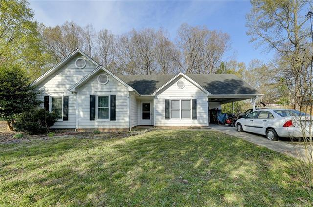 126 Hickory Creek Drive, Gastonia, NC 28052 (#3460729) :: Scarlett Real Estate