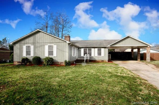 5016 Craigwood Drive, Charlotte, NC 28212 (#3460898) :: Exit Mountain Realty