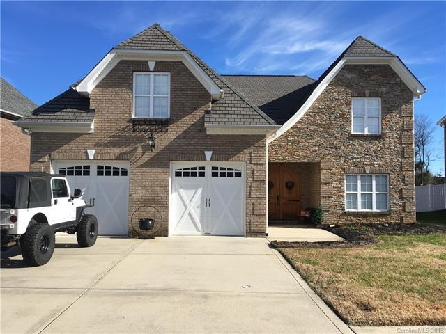 4516 Lanstone Court SW, Concord, NC 28027 (#3460920) :: Exit Mountain Realty