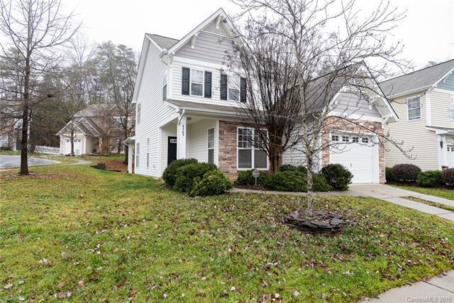 9503 Long Hill Drive, Charlotte, NC 28214 (#3460954) :: RE/MAX Four Seasons Realty
