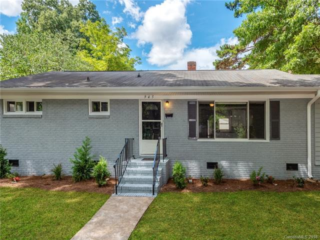 945 Cardinal Drive, Charlotte, NC 28205 (#3461014) :: Exit Mountain Realty