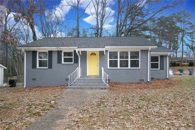 4225 Abbeydale Drive, Charlotte, NC 28205 (#3461033) :: Carlyle Properties