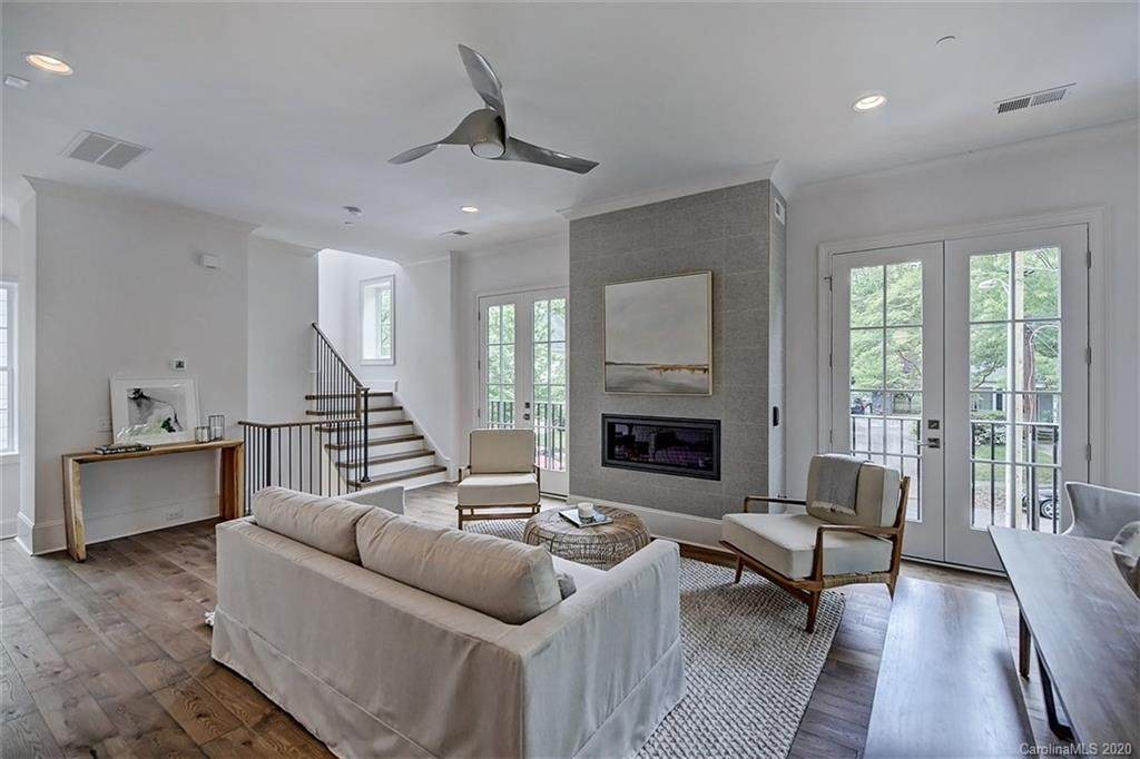 1708 Lombardy Circle F, Charlotte, NC 28203 (#3461052) :: LePage Johnson Realty Group, LLC