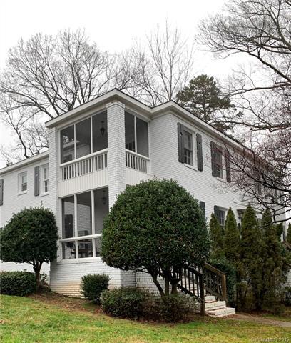 119 N Laurel Avenue #3, Charlotte, NC 28207 (#3461155) :: Carlyle Properties