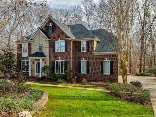 1227 High Brook Drive, Waxhaw, NC 28173 (#3461213) :: Exit Mountain Realty