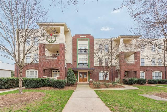 518 Clarice Avenue #203, Charlotte, NC 28204 (#3461220) :: Carlyle Properties