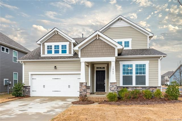 1027 Union Grove Lane, Indian Trail, NC 28079 (#3461221) :: Exit Mountain Realty