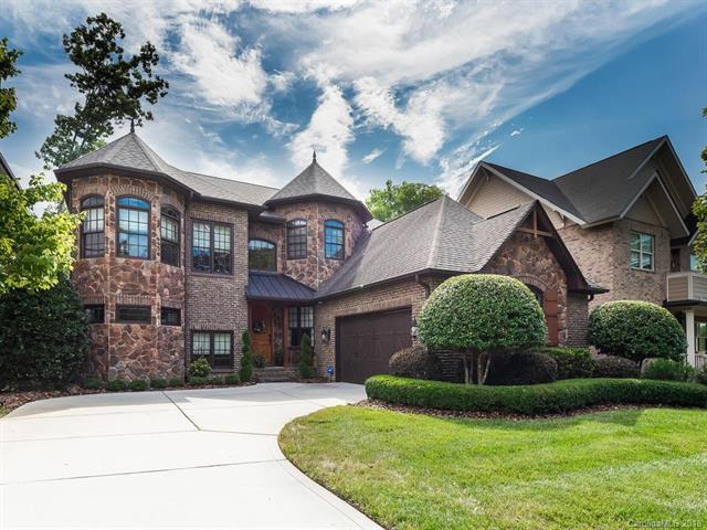7235 Sheffingdell Drive #5, Charlotte, NC 28226 (#3461292) :: Exit Mountain Realty