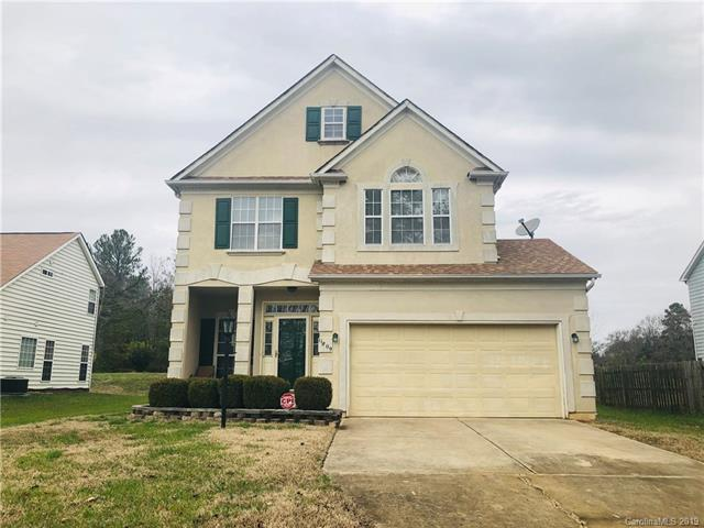 11809 Mourning Dove Lane, Charlotte, NC 28269 (#3461355) :: Exit Mountain Realty