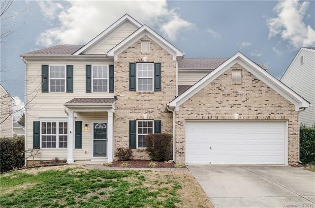 3440 Burnage Hall Road #46, Harrisburg, NC 28075 (#3461457) :: Team Honeycutt