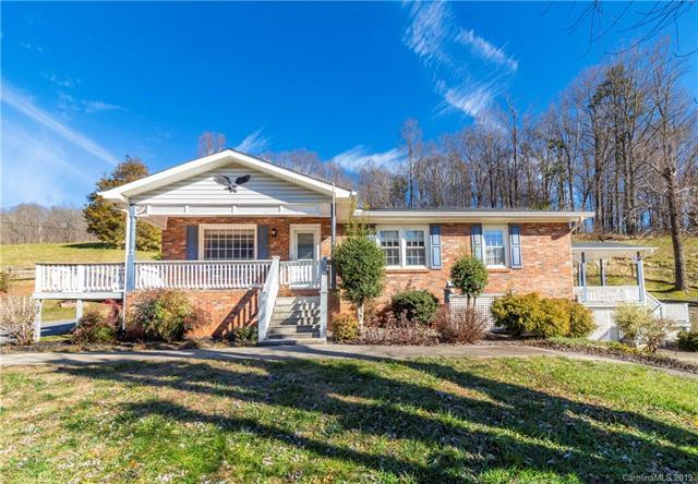201 Morgan Branch Road, Leicester, NC 28748 (#3461610) :: Puffer Properties