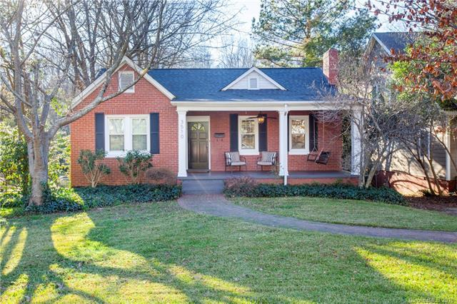 3510 Commonwealth Avenue, Charlotte, NC 28205 (#3461618) :: Exit Mountain Realty
