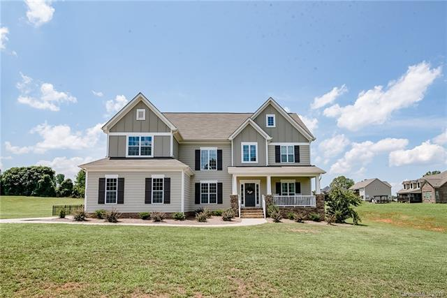 1158 Stone Castle Way, China Grove, NC 28023 (#3461736) :: Exit Mountain Realty