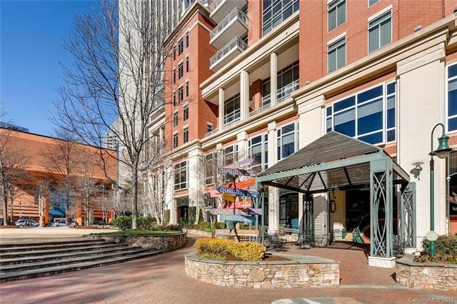 435 S Tryon Street #502, Charlotte, NC 28202 (#3461835) :: High Performance Real Estate Advisors