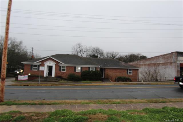 148 E Morgan Street, Wadesboro, NC 28170 (#3461901) :: Washburn Real Estate