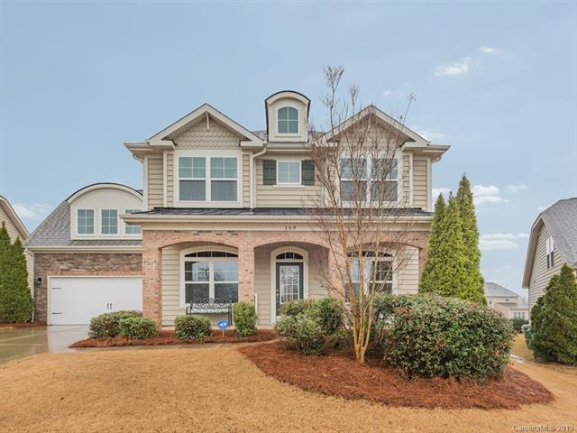 309 Thornhill Street, Fort Mill, SC 29715 (#3461918) :: Exit Mountain Realty