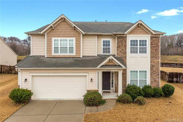 4420 Triumph Drive SW, Concord, NC 28027 (#3462023) :: Exit Mountain Realty