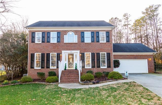 1104 Hulston Court, Charlotte, NC 28211 (#3462114) :: Exit Mountain Realty